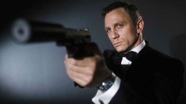 James Bond - 007 - Daniel Craig