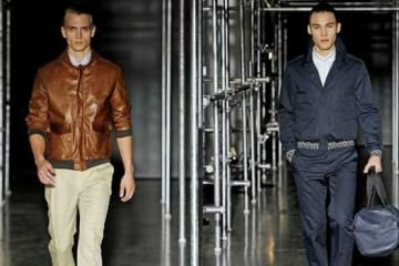 Patrick Ervell Spring Summer 2012 Collection