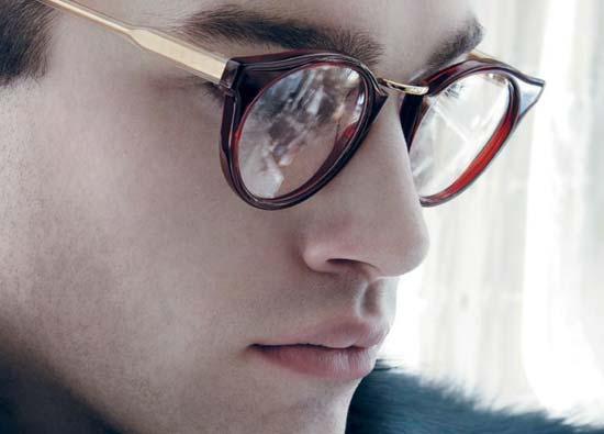 cutler and gross eyewear. mens 2012