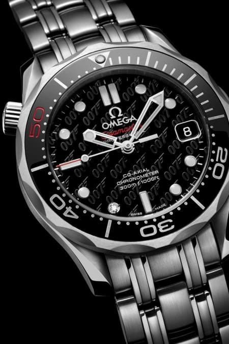 Omega Speedmaster James Bond 50th anniversary