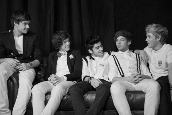 One Direction 2012 - Cardigans