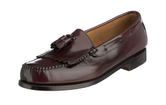Tassel Loafer shoe made by Ralph Lauren