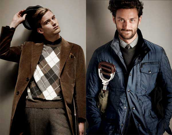 Canali Autumn Winter 2012 2013 collection 1