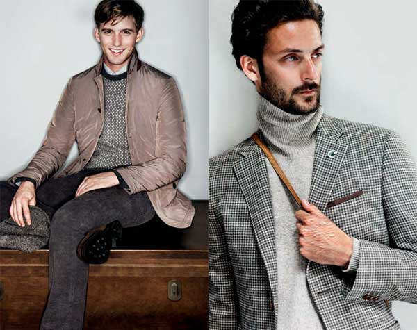 Canali Autumn Winter 2012 2013 collection 2