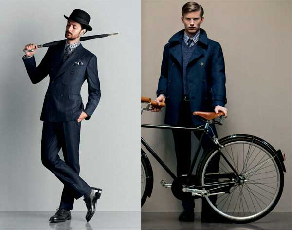 Canali Autumn Winter 2012 2013 collection 8