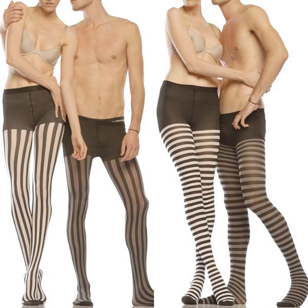 Emilio Cavallini stockings pantys for men