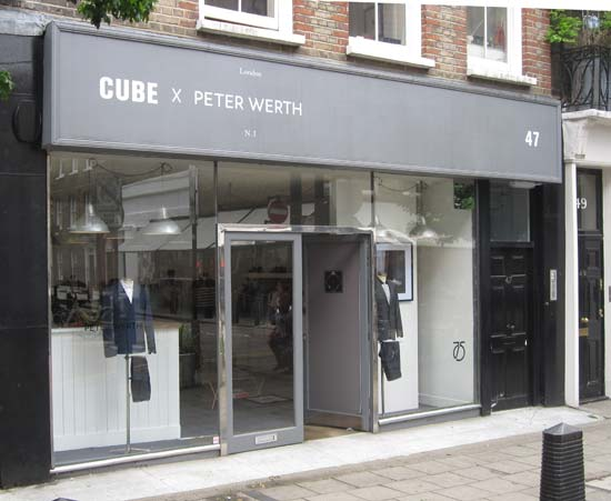 Peter Werth Concept Store (1)
