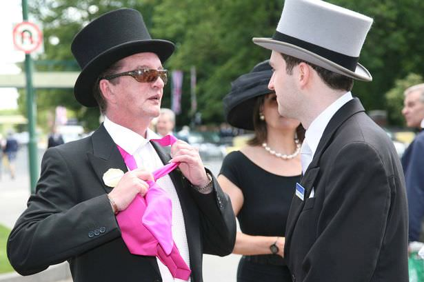 Royal Ascot fashion police 2013