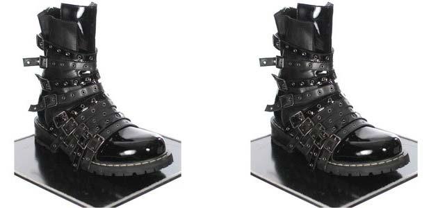 Gareth Pugh boots 2012