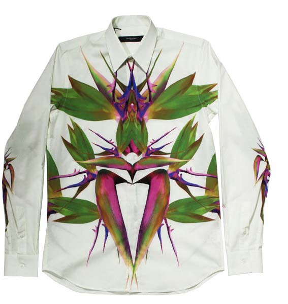 givenchy, bird of paradise2012