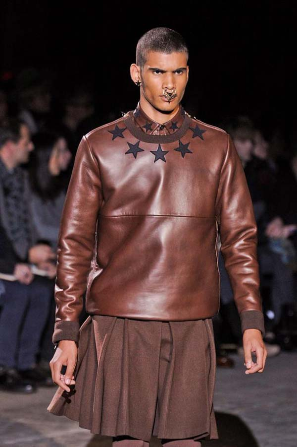 givenchy mens autumn fall 2012
