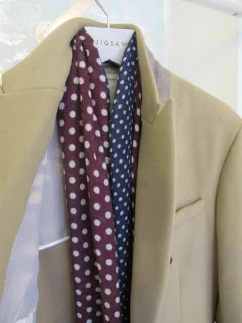 jigsaw men neck tie,2012 dotted