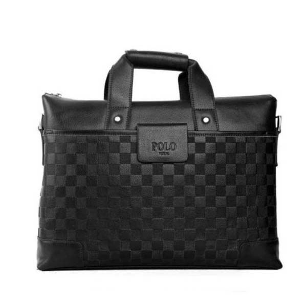 Man Bag black Polo