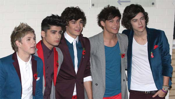 One Direction - Sets the trend