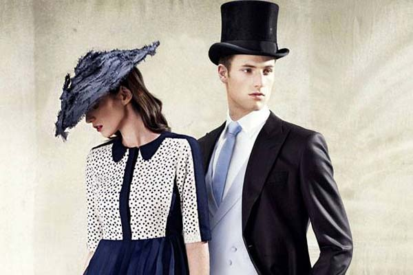 Top hat to wear at royal ascot