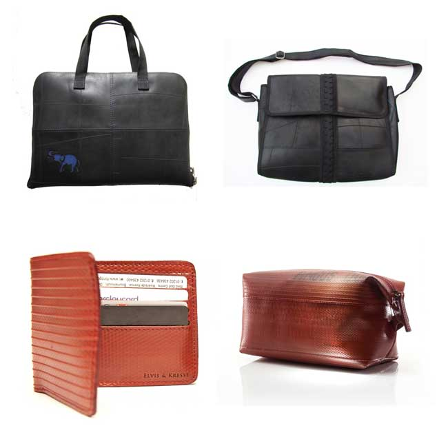 yours sustainably men's bags wallets