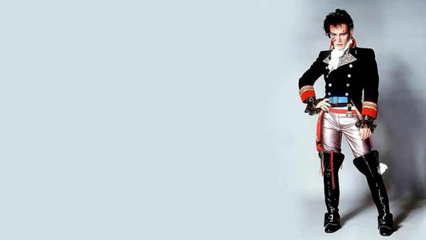 Adam and The Ants- military jacket