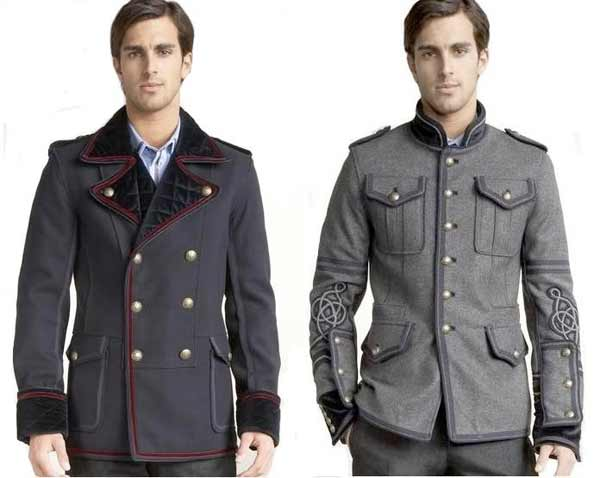 Military Jackets - How To Get The Classic Military Look - Men ...