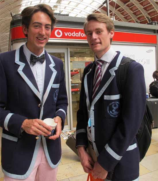 Henley Royal Rowing Regatta Fashion and Style Fashion 11