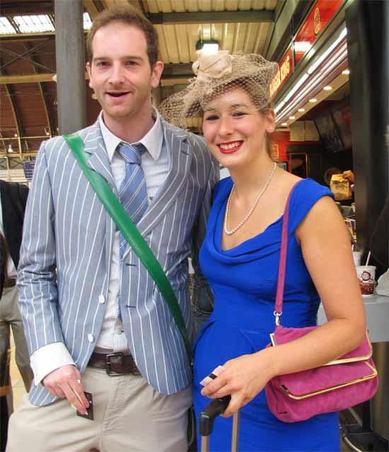Henley Royal Rowing Regatta Fashion and Style Fashion 17