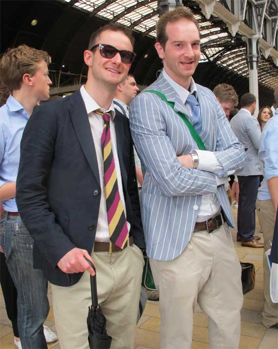 Henley Royal Rowing Regatta Fashion and Style Fashion 2