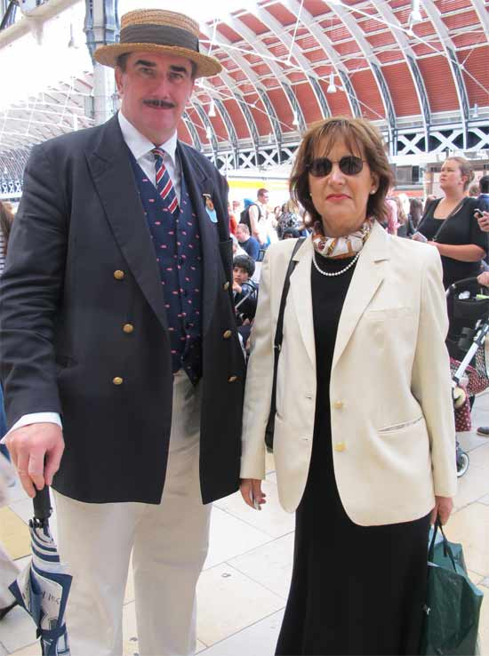Henley Royal Rowing Regatta Fashion and Style Fashion 20