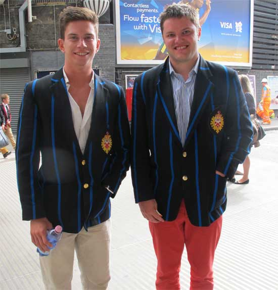 Henley Royal Rowing Regatta Fashion and Style Fashion 3