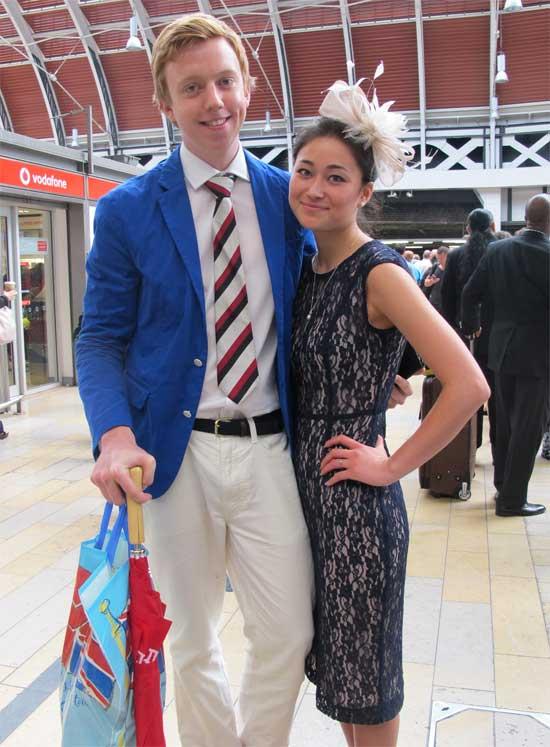 Henley Royal Rowing Regatta Fashion and Style Fashion 4