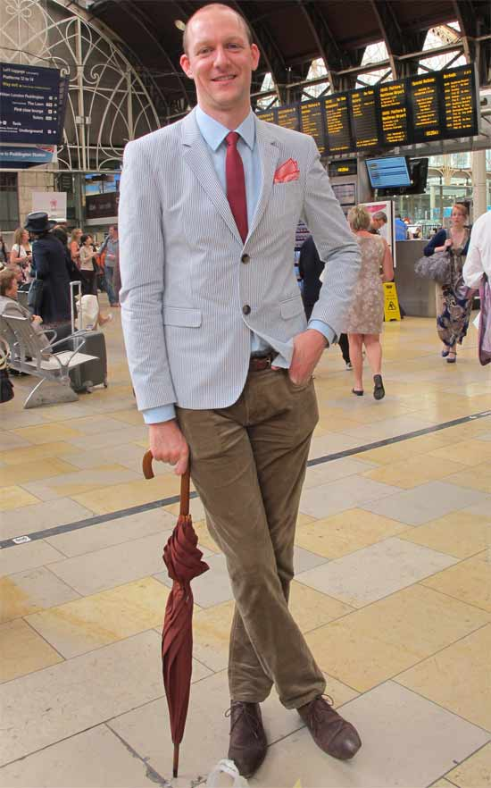Henley Royal Rowing Regatta Fashion and Style Fashion 5