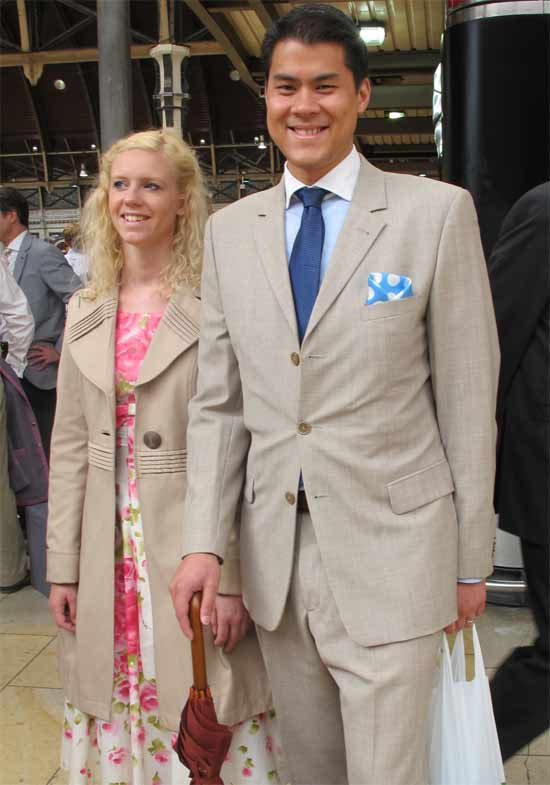 Henley Royal Rowing Regatta Fashion and Style Fashion 7