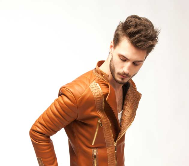 Las8 paris haute french leather couture made to measure for Haute couture men