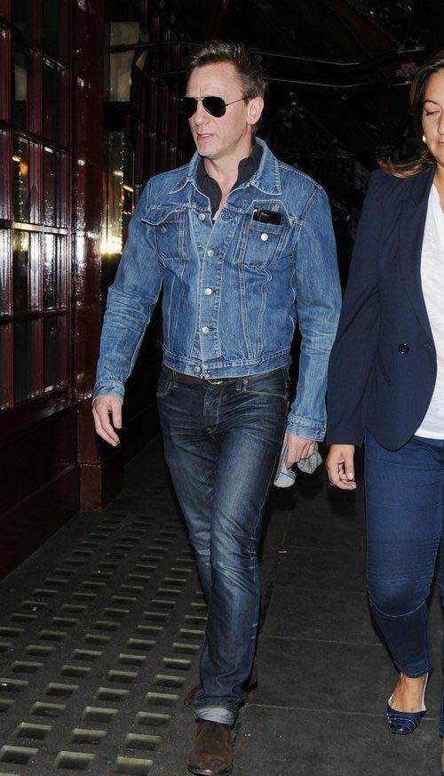 Denim Jacket - How To Choose the Right One? Men Style Fashion