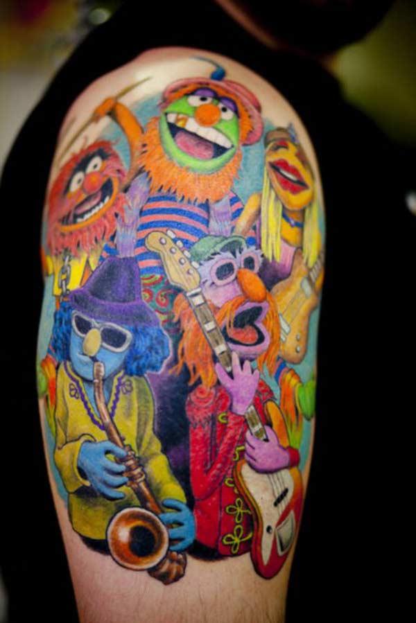 Tattoo - Muppet show