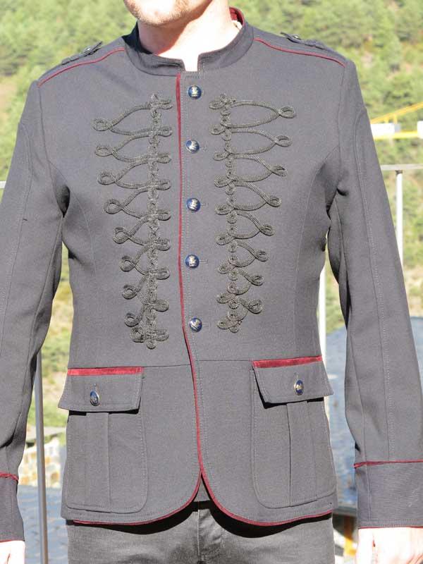 Zara military jacket 2012 winter for men 2