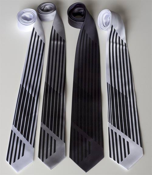 2012-Trend-Men-Ties black and white