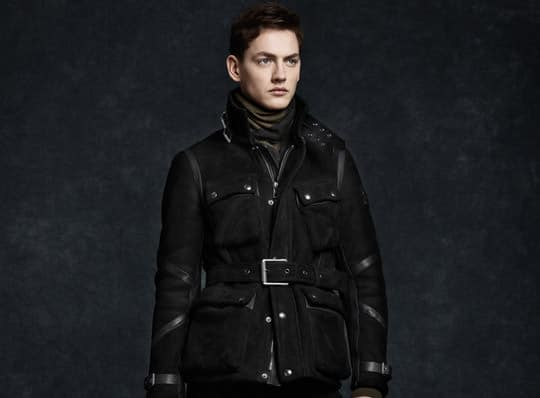 Belstaff-aw12, mens winter collection