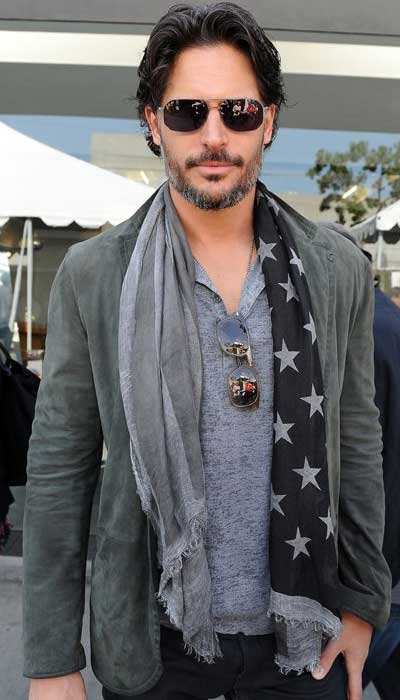 Men's Scarves - Why Wear a Scarf? - Men Style Fashion