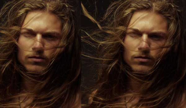 Long Hair is back for men - 2013