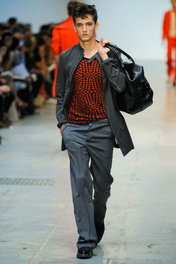 men wearing brogues 2012