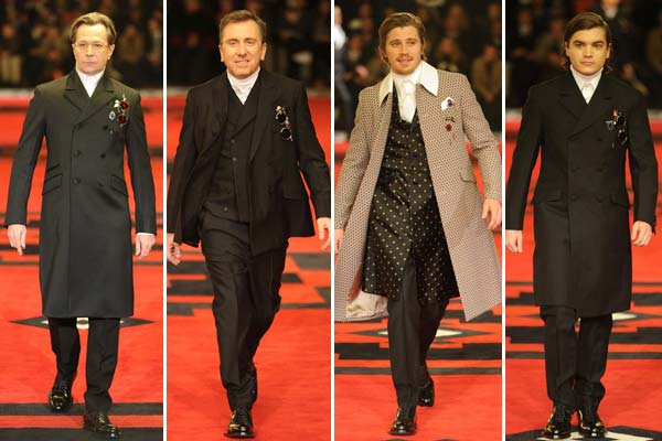 Men's Coats - What Coats Look Chic Over Your Suit? - Men Style Fashion