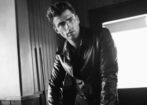 sean-opry-jon-kortajarena-zara-fall-winter-2012-campaign, aviator leather jacket