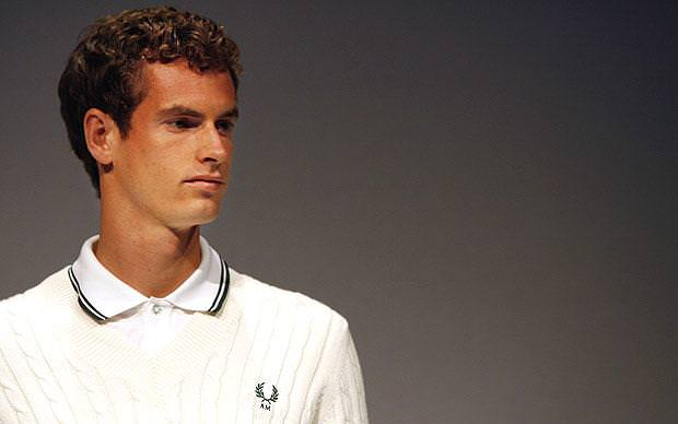 Andy Murray for Fred Perry