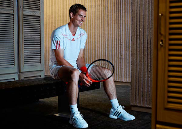 Andy Murray for Adidas