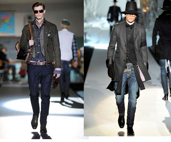 DSquared2-Mens-Fall-2012,waistcoat