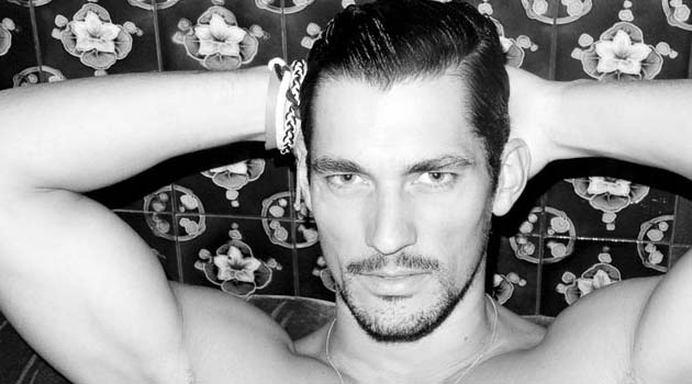 David Gandy Dolce & gabbana underwear