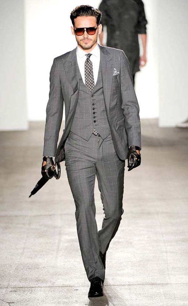 Three Piece Suit - The Hottest Suits For You To Invest - Men Style