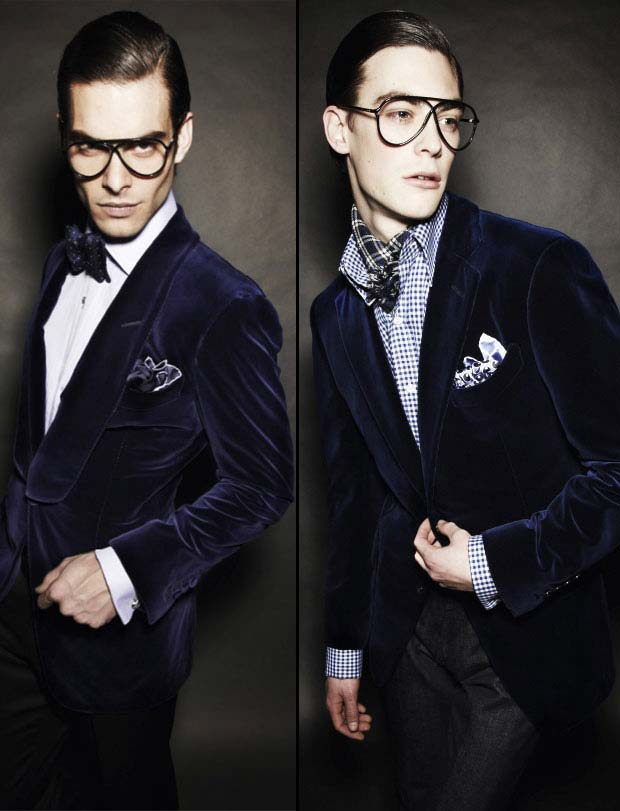 tomford velvet, suits 2012
