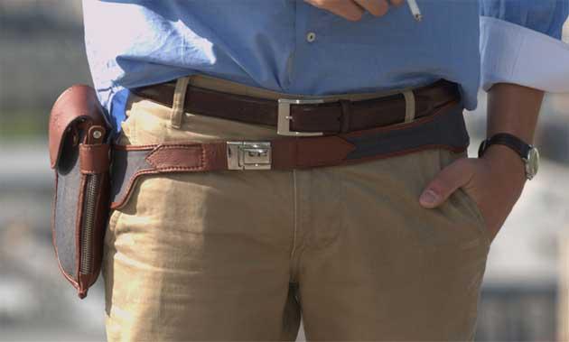 Holster-Belt,dallas,tv series