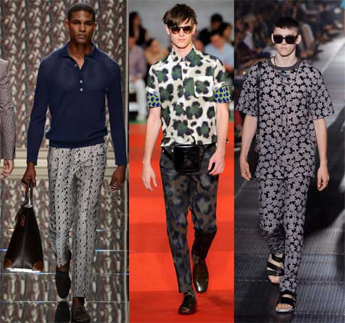 Zegna-Kenzo-Lanvin, men's shirts
