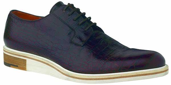 Selfridges - Dries Van Noten - Wedge Derby Shoes